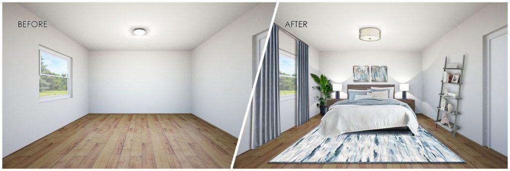 Virtual Home Stagin